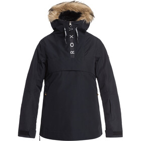 Roxy Shelter Snow Jacket Women, true black
